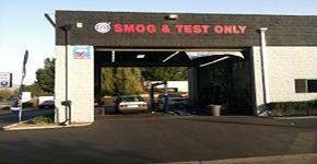 Smog Check - STAR Station